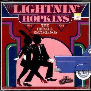 Lightnin'+Hopkins+-+1954+-+The+Herald+Recordings+-+Sealed+-+LP+RECORD-506533